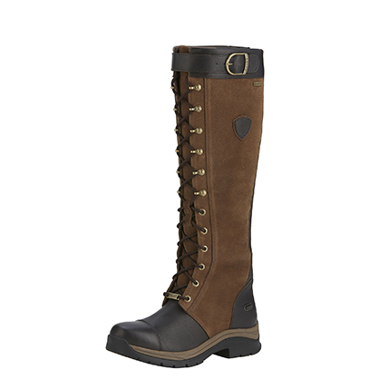 Ariat Launches New Waterproof English Country Boots for Fall 2015 ...