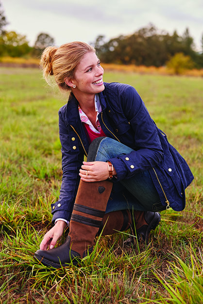 b316c833190 Ariat Launches New Waterproof English Country Boots for Fall 2015 ...