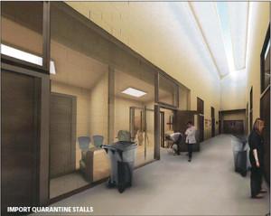 Import Quarantine Stalls, © ARK Development, LLC, 2011-2013