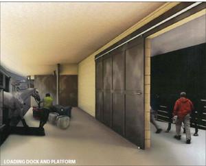Loading Dock, © ARK Development, LLC, 2011-2013
