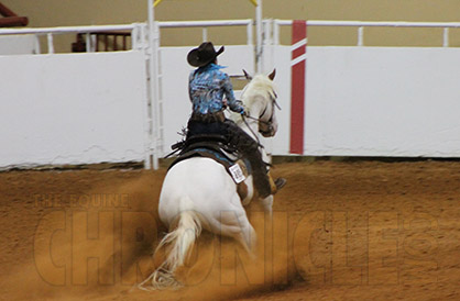 National Western Stock Show Creates Youth Freestyle Reining Showcase