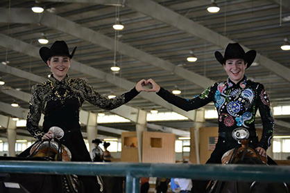 Buckeye Classic to Host First NCEA Jr. Medal Horsemanship Class and YEDA Challenge