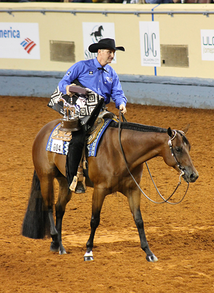 AQHA Professionals Announced at 2019 AQHA Convention- Galyean, McGauly, and Meadows