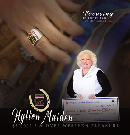 Cover Story – Hylton Quarter Horses