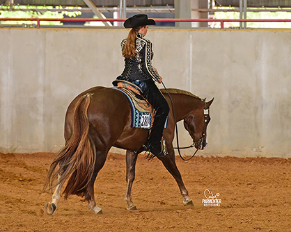 AQHA Newly Approved Show Rules Effective 2019