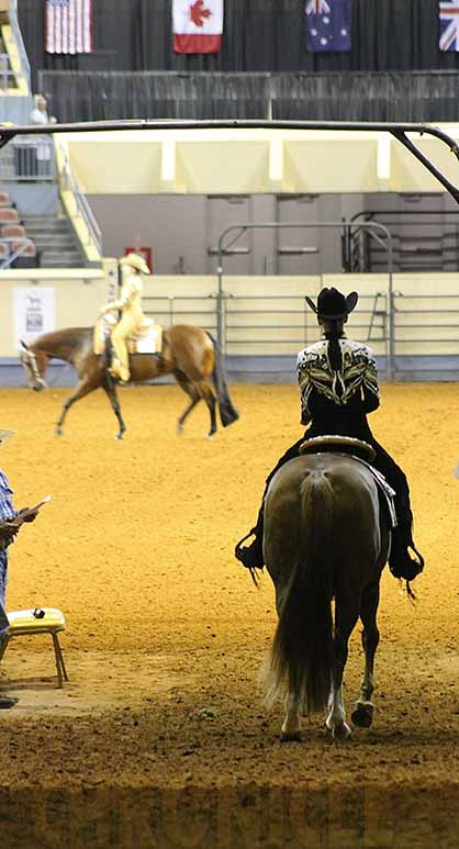 Checked Out the Patterns For 2018 AQHA Youth World Show Yet?