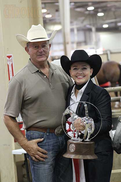 Memorial For Gene Parker Scheduled For AQHA World Show
