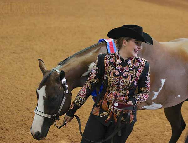 Showmanship Champions At Apha World Include Kylee John Jessica