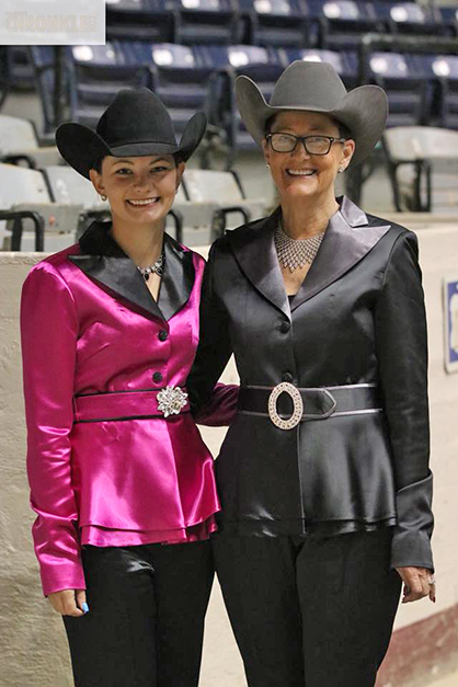 Amy Jo Erhardt Named Leading Owner At 2017 Aqha World Show