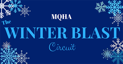 An Equine Production Upcoming Shows Mqha Winter Blast