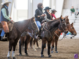"""Ride With A Pro"" at Equine Affaire"