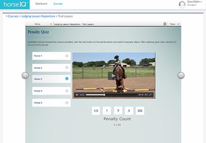 APHA Introduces Western Pleasure to HorseIQ Educational Program