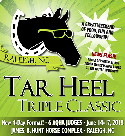 Don't Miss the New 4-Day Format at the Tar Heel Triple Classic!