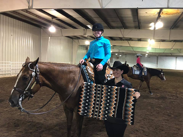 Aqha Competitors Enjoy Memorial Day Weekend At Gateway