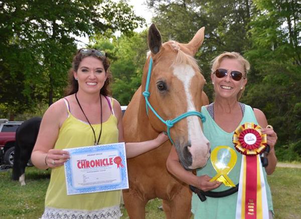 Gold Ribbon Benefit Horse Show Raises Money For Pediatric Cancer