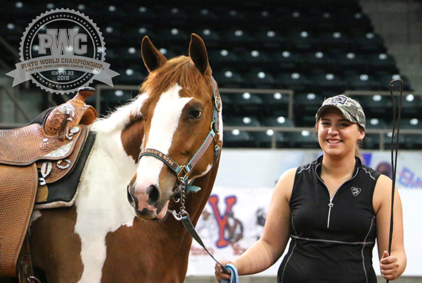 Pinto World Show Now Underway In Tulsa! Click Here for Results and Photos
