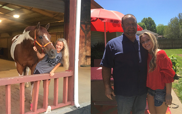 After Death of Father and Horse in Same Week, There is a Light at the End of the Tunnel For APHA Youth