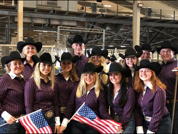 Team USA Blog- Day 1-2 at AQHA Youth World Cup