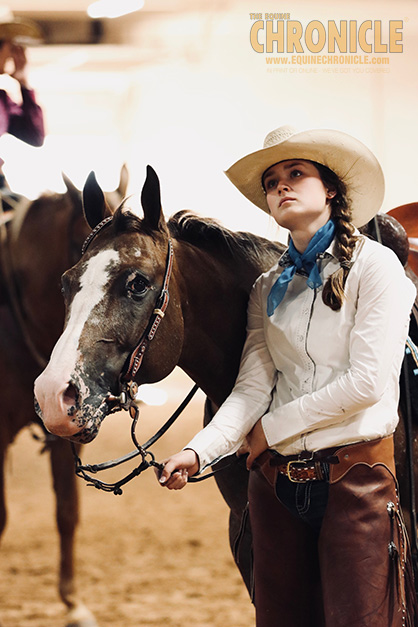 Around the Rings APHA Youth World/ApHC Youth World & Nationals 2018- 6/28-6/29