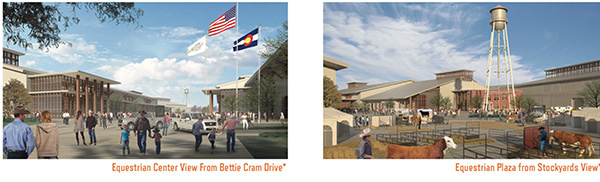 New Equestrian Complex Coming to National Western Center in Denver, CO.