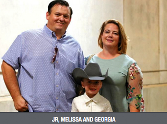 The Cook Family – Passing the Reins to the Next Generation