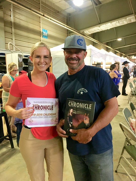 Around the Rings at the Paint Horse Congress – Aug 2 with the G-Man