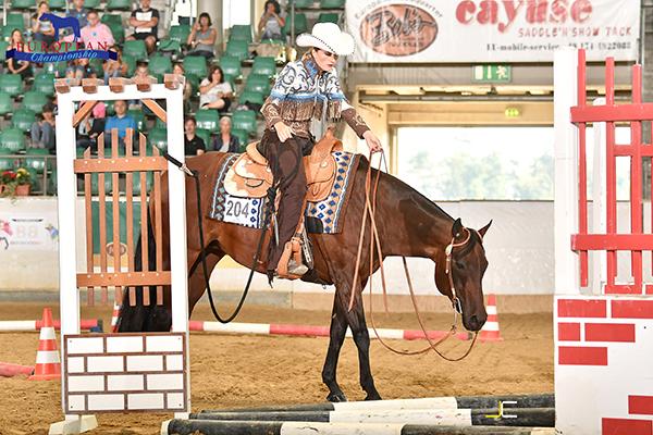 2018 FEQHA European Championship of American Quarter Horses