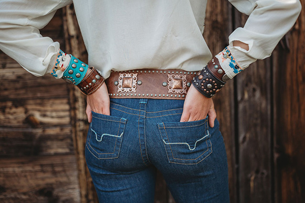 Kimes' Special Edition Betty Jeans Launches Exclusively at Lammle's