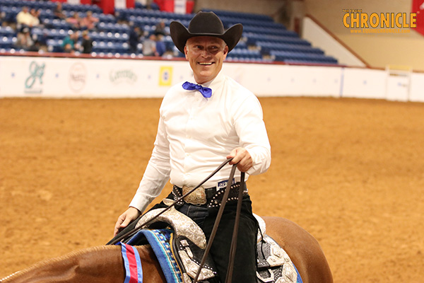 Erin Bradshaw/John Simon, Sid Karr/Hide Your Crazy Win APHA Amateur World Western Pleasure