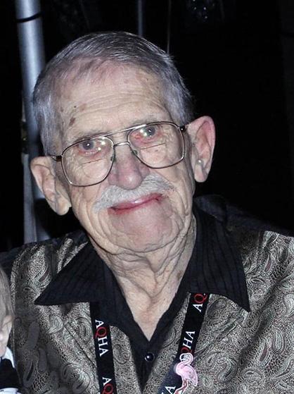AQHA Director Emeritus, Col. Earl Lilley, Has Passed