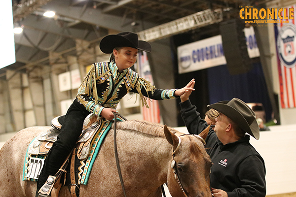 2018 Qh Congress All Around Champions Equine Chronicle
