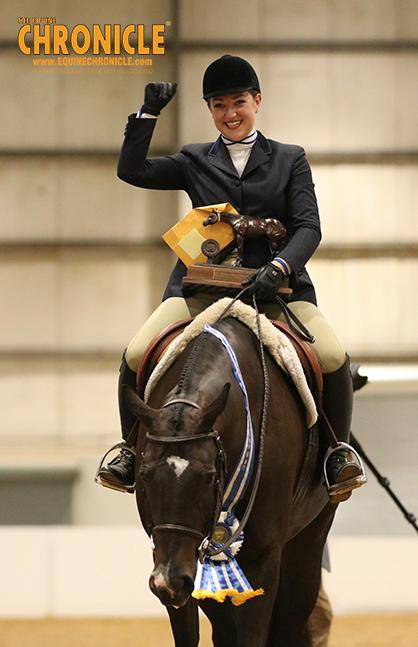 EC TV- 2018 QH Congress- Amateur Hunter Under Saddle