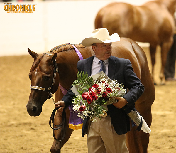 10/14 QH Congress Champions Include Turner, DeBoer, Crothers, Arentsen, Roark, and More