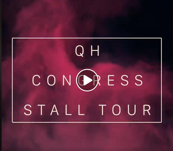 EC TV- 2018 QH Congress- Gilligan Stall Tour