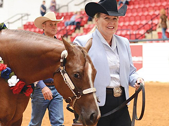 Anita Wiescamp – A Horsewoman in Many Arenas