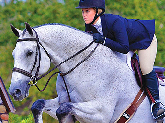 EC Amateur Profile – Caroline Bradley