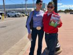 Around the Rings at the AQHA World Show – Nov 5 with the G-Man