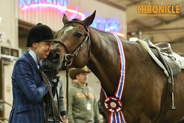 EC TV- 2018 AQHA World- Senior Hunter Under Saddle