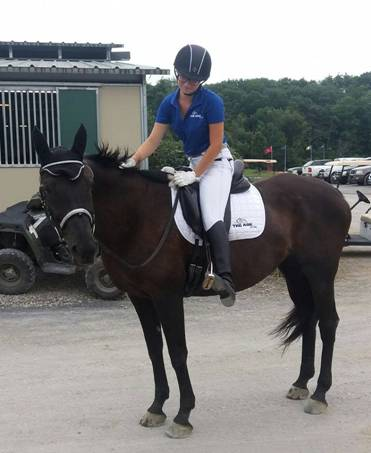 Young Equestrian in Queens, NY, Receives Unique Training Opportunity