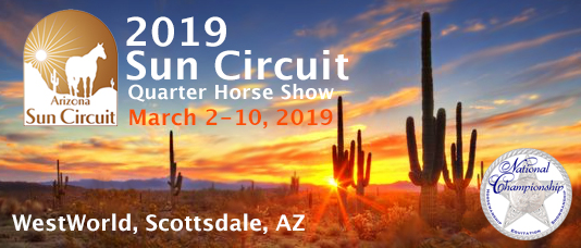 Over $150,000 in Cash Awards Coming to 2019 AZ Sun Circuit!