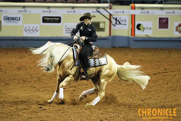 Appaloosa Horse Club Partners With NRHA