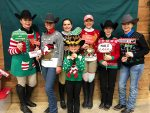 Ugly Christmas Sweaters, Fuzzy Horses, and Christmas Cookies, Oh My!