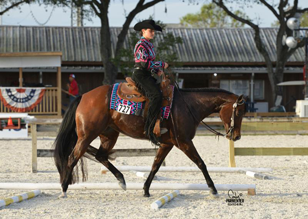 Florida Gold Coast Quarter Horse Circuit Draws International Contingent from Israel