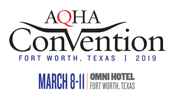 Time to Get Ready For 2019 AQHA Convention