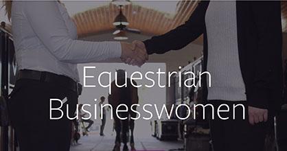 Inaugural Equestrian Businesswomen Summit Scheduled For Jan. 9th in Palm Beach, FL.