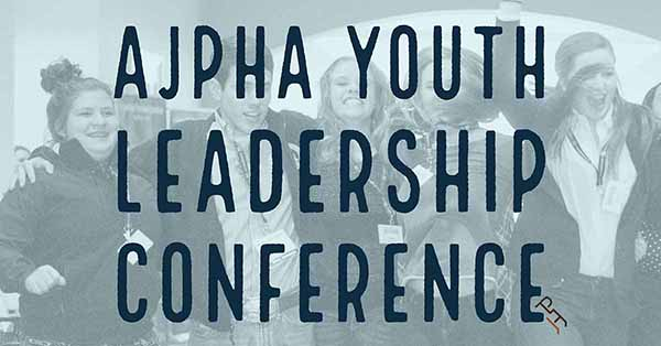 2019 AjPHA Youth Leadership Conference Travel Scholarship Recipients