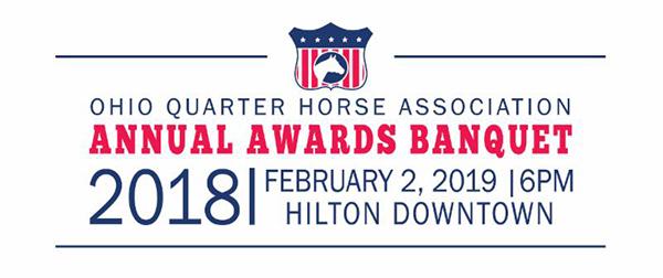 OQHA Annual Year-End Awards Banquet- Feb 2nd