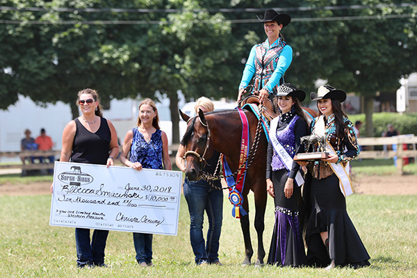 2019 WPSS Classes to be Split Between QH Congress and Tom Powers Futurity
