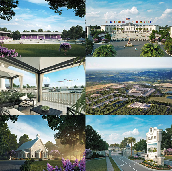 World Equestrian Center Releases 3d Video Tour Of New