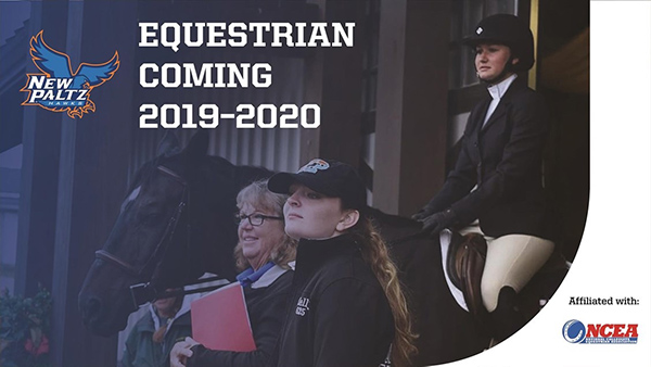 NCEA Announces SUNY New Paltz Will Add Equestrian Team For 2019-2020